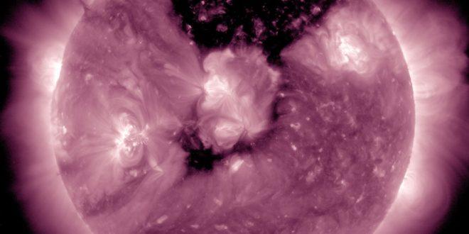 tempête solaire blackout technologique catastrophe économique