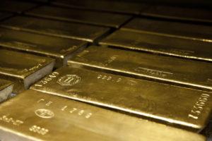 réserve en or de la banque de france