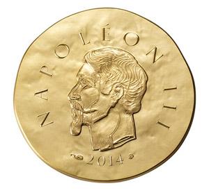 50 euros Napoléon III - Monnaie de Paris