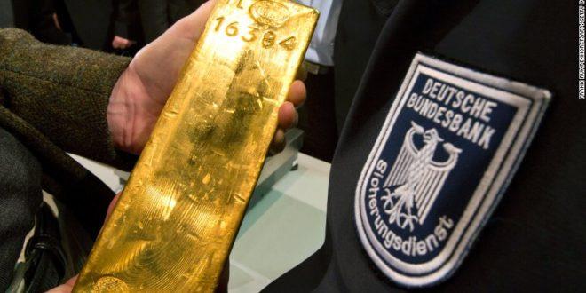 Allemagne premier acheteur d'or au monde