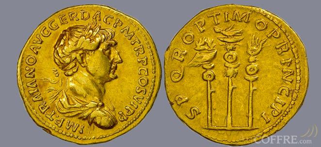 Sesterce romain