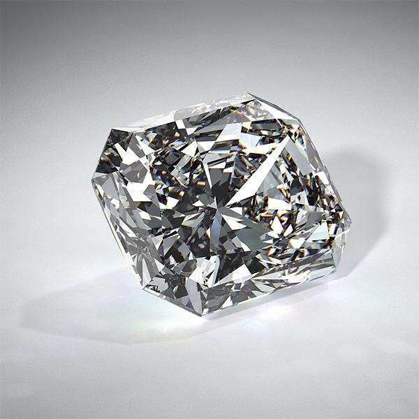 Diamant taille Kcut