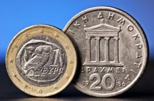 Pièces de 20 drachmes