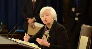 FED taux d'intérêt directeurs Janet Yellen