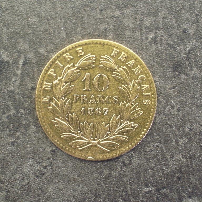 Comment reconna tre une fausse pi ce exemple avec un napol on 10 francs l 39 or et l 39 argent - Comment reconnaitre des couverts en argent ...