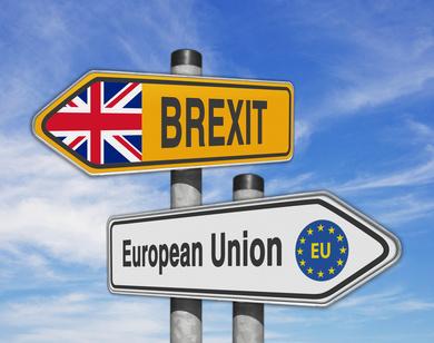 Menace économique Brexit