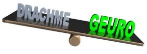 Le Geuro, une meilleure alternative que la drachme ?