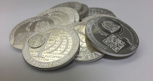 Pièce en argent Vera Silver - monnaie d'investissement