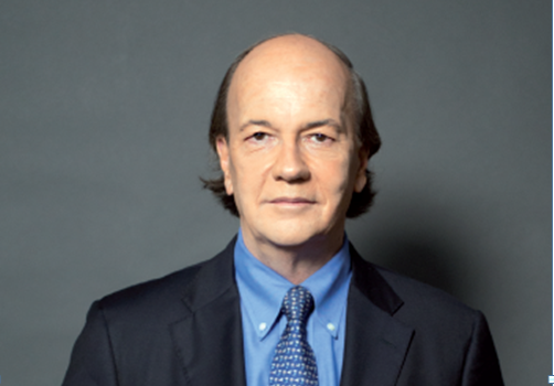 Jim Rickards étalon or