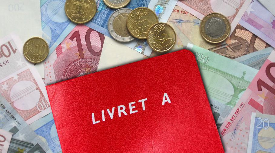 livret A taux d'intérêt hausse frais bancaires