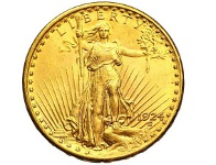Liberty 20$ double eagle