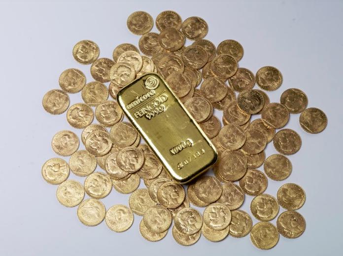 Lingot d'or poids et caractéristiques