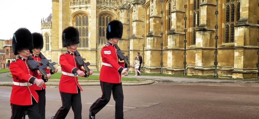 Ruée vers l'or en Grande-Bretagne - les Britannia de la Royal Mint - photo Unsplash