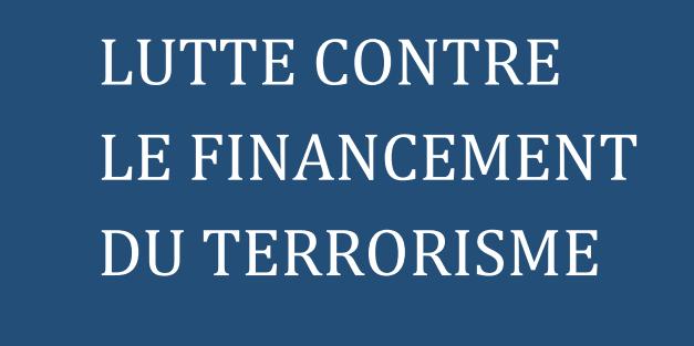 Lutte contre le financement terrorisme