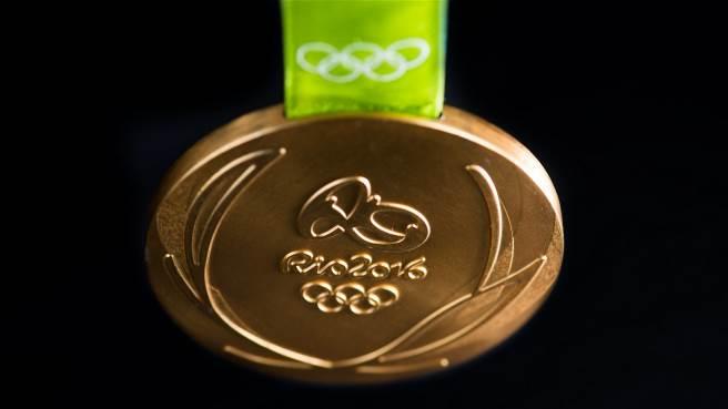 Médaille d'or des Jeux Olympiques de Rio 2016