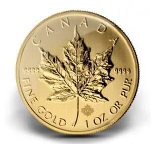 Monnaie Royale canadienne - Maple leaf 2013