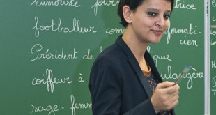 Najat Vallaud Belkacem ministre de l'éducation