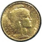 Napoléon 20 Francs Marianne Coq