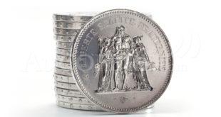 pièces argent