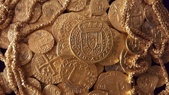 découverte de trésor, or et législation