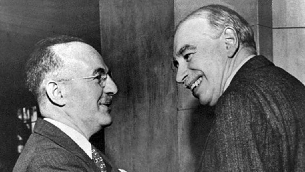 White vs Keynes