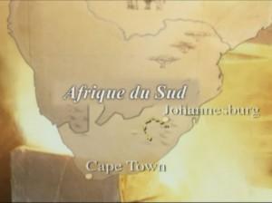 Le croissant aurifère dans la région du Transvaal en Afrique du Sud. Le Witwatersrand, proche de Johannesburg