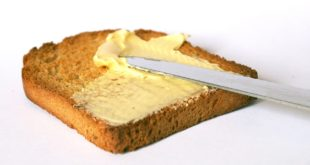 beurre l'or pain tartine matières premières consommation