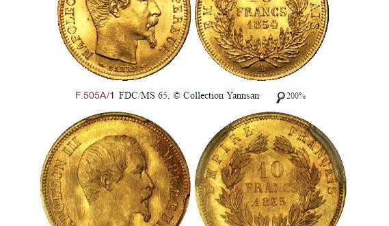 LE FRANC, les Monnaies poche 2017 Joël Cornu