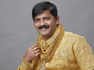 Indien chemise or