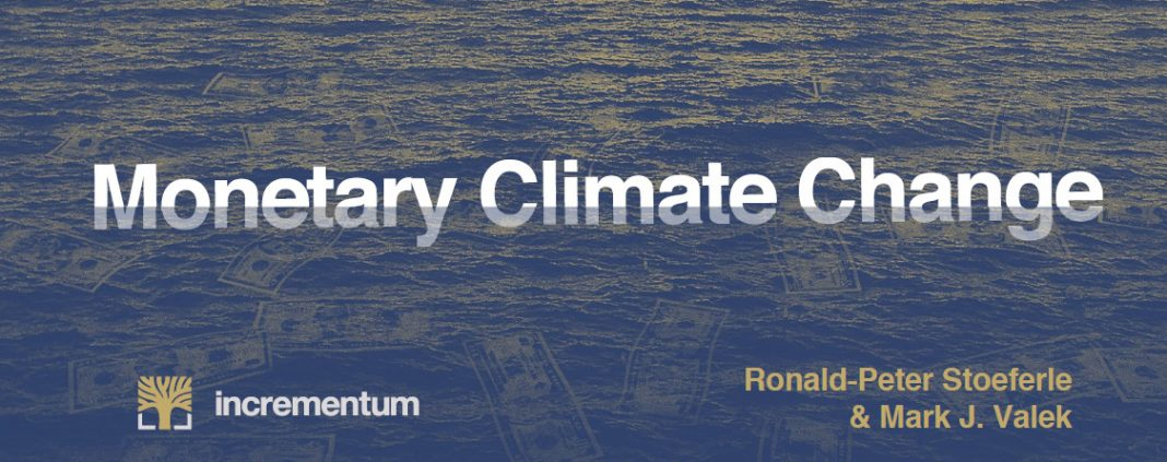 Monetary Climate Change