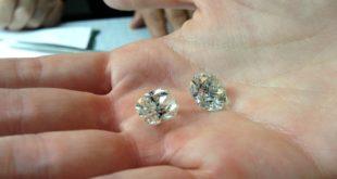 diamants d'investissement taille Kcut