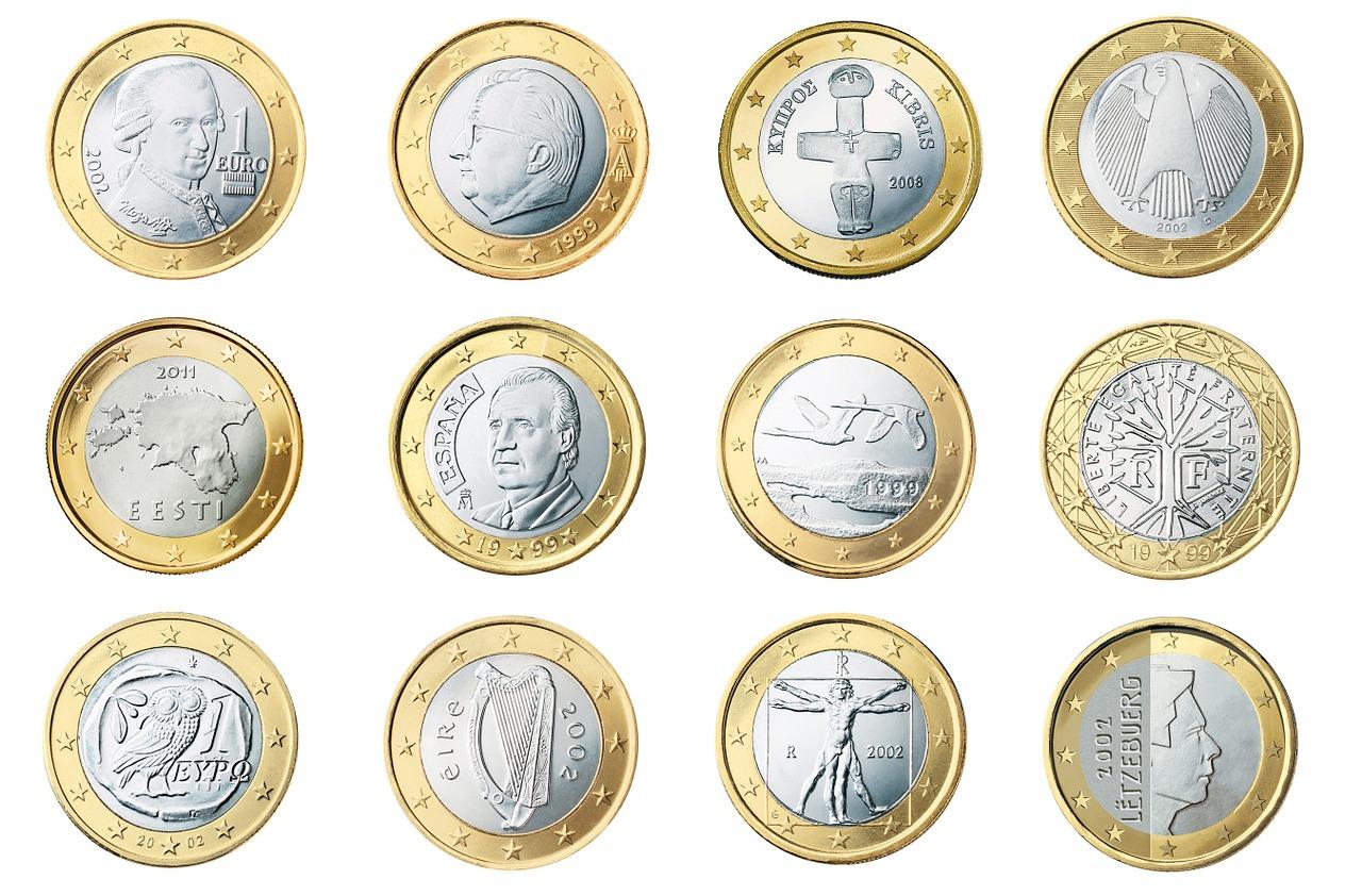 euro pièces de monnaie souveraineté nationale