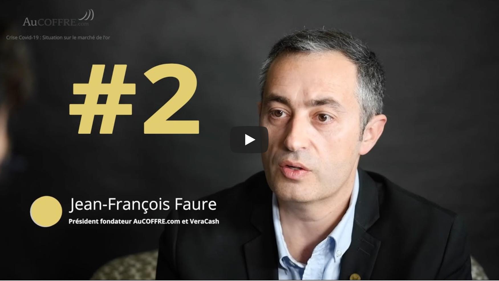 vidéo numéro 2 jean-françois Faure, pdg aucoffre.com