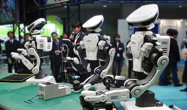 robot Nextage Kawada Robotics