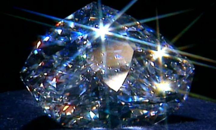 diamant d'Afrique du Sud