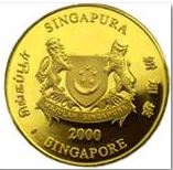 Lion d'Or de Singapour
