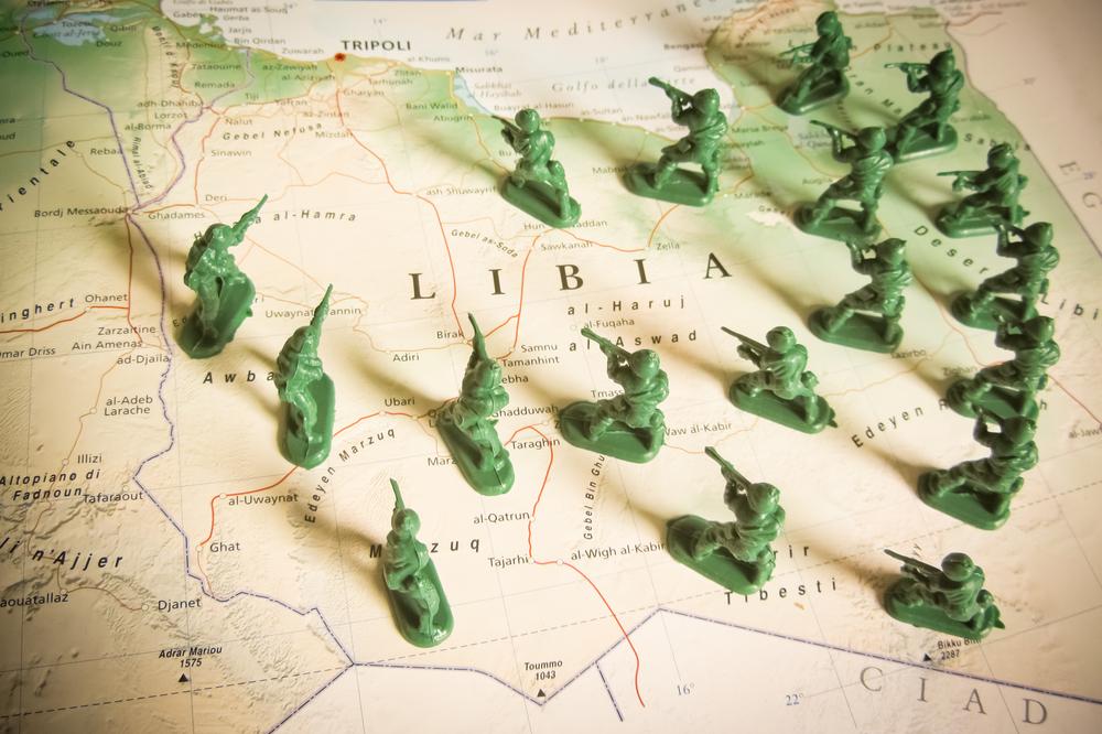 Libye guerre pétrole Europe