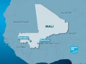 Sadiola et sa mine d'or, au Mali