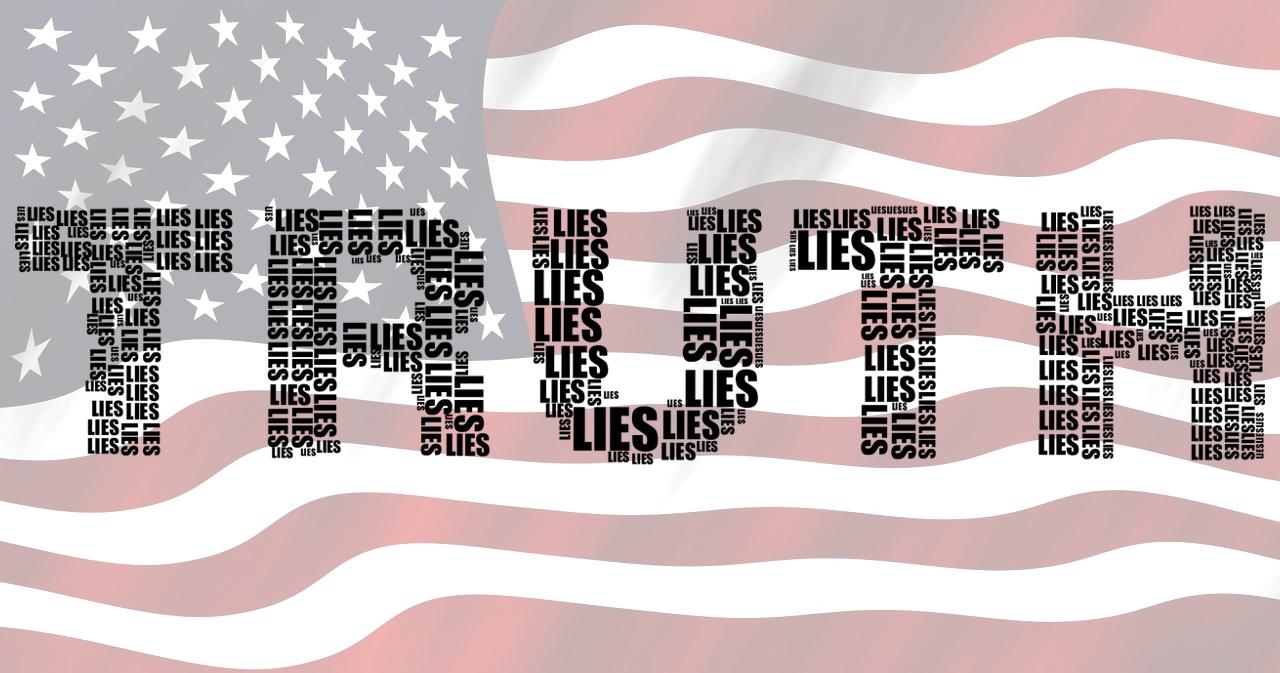 mensonge emploi États-Unis