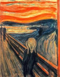 Le cri, Edvard Munch, vendu à 119,92 M$ le 2 mai 2012 à Sotheby's