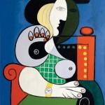 Pablo Picasso - Femme à la montre