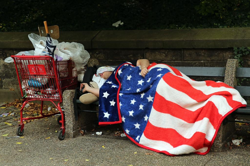 Les États-Unis, ce pays riche... de ses pauvres