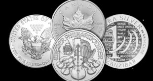 pièces d'argent ayant cours légal