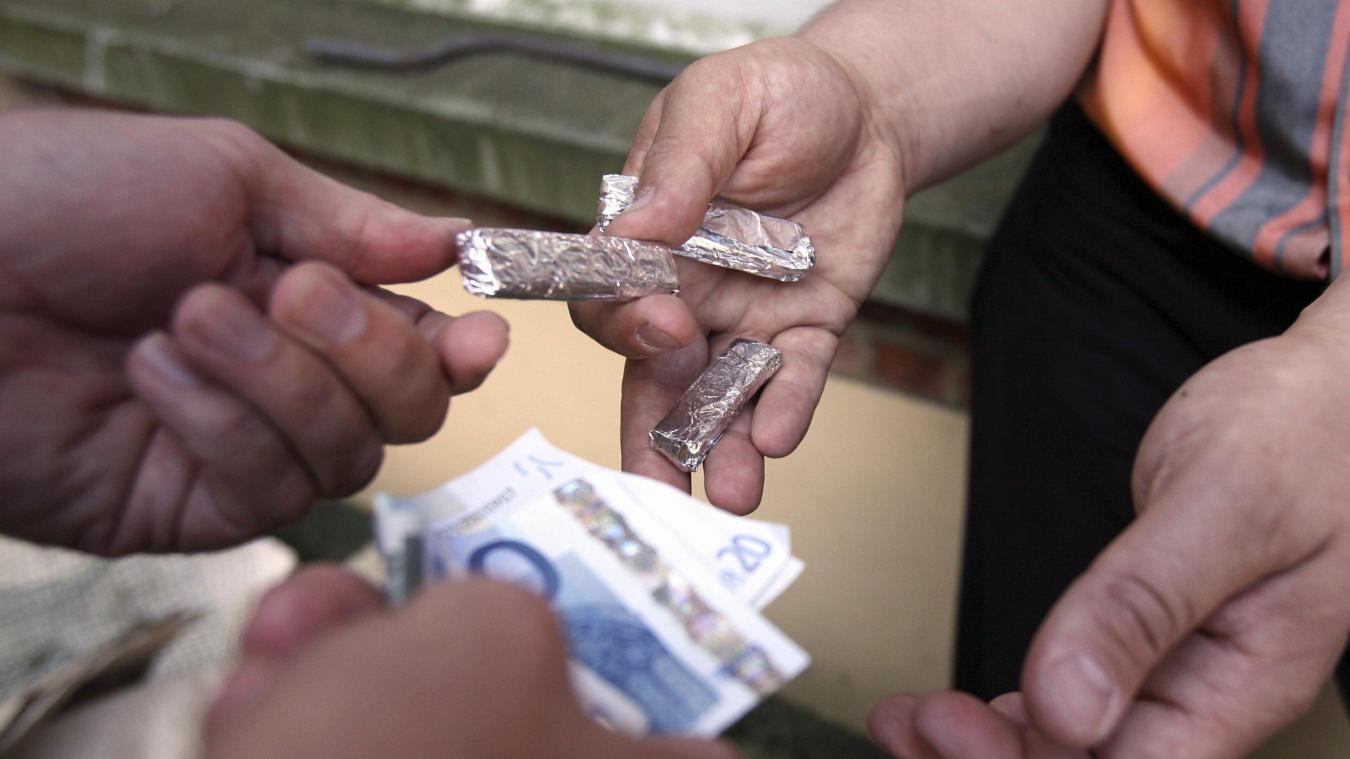 trafic drogue PIB